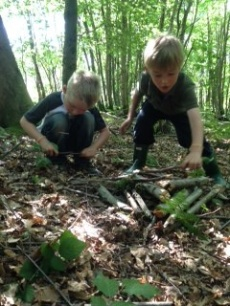 building bug hotels